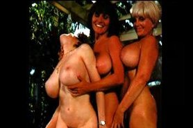 Candy samples & uschi digard-big breast orgy