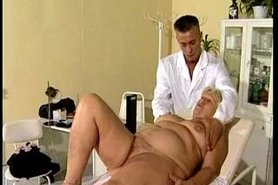 Doctor gets into grannyz fanny view on tnaflix.com tube online.