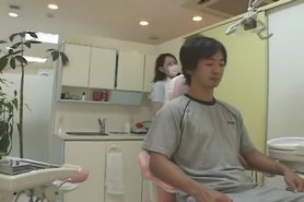 Japanese social insurance is worth it ! - The dentist 4 view on tnaflix.com tube online.