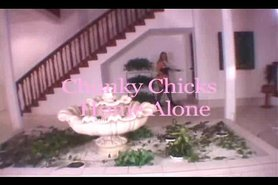 chunky chicks home alone- part 1 view on tnaflix.com tube online.
