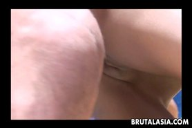 Keanni Lei gets fucked so good from behind