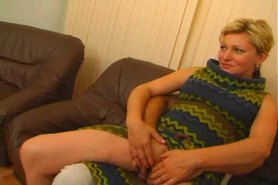 Home matures threesome
