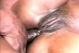 Black Cherry Anal and Facial