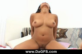 Banged hard natural busty asian Loni