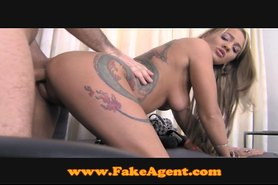 FakeAgent - The girl with the dragon tattoo