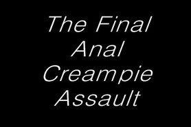 Cum In Her Ass Hole Compilation. Anal Creampie. Cum Eating