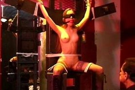 bizarre and extreme bondage my slave girl
