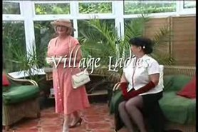 Daphne and Sophia more Village Ladies a''strippin