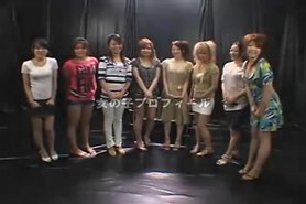 Japanese Group Enema Shower