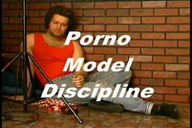 Disciplined Porno Star