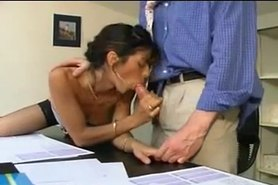 Sexy French Mature Anal