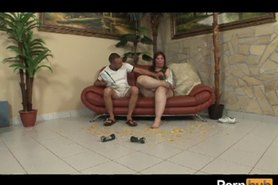 How I Fucked Neighbor MILF view on tnaflix.com tube online.