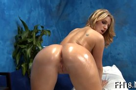 Hot and sexy blonde 18 year old gets fucked hard
