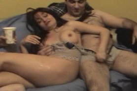 slutmilf plays with two cooks