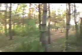 HT - Fucking in the forest