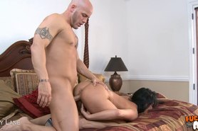 Tory Lane Gets Fucked In The Ass By Huge Cock!
