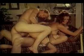 Classic Threesome with Crystal Dawn