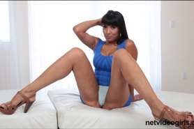 Paola is an amazon goddess with BJ lips
