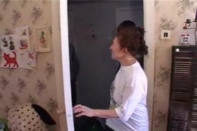 Russian Mature With 4 Boys 267