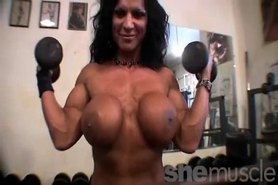 Rhonda Lee Quaresma - Big and Buff