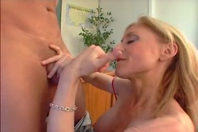 Nina Hartley - Mommy Loves Young Cock