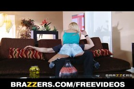 Thick blonde MILF helps a younger man get revenge on her ex