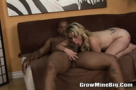 Horny Blonde Sucked Cock And Fucked