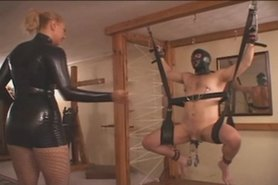 I ll hurt you slaves just because I can