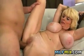 Mature Mothers Having Sex