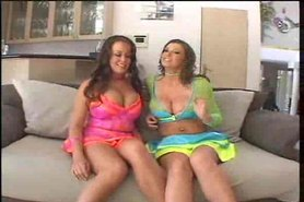 My Obsession With Big Ass Girls - Brandy & Sara