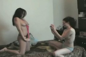 Girlfriends Take Naked Pictures