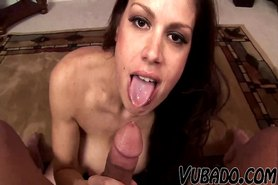 HORNY BITCH GETS FUCKED !!