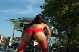 Balls Deep BBC Stuffing For Tight Asian