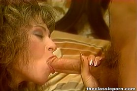 Wife cheating with two hard sticks