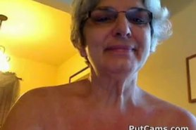 Naked Grandma On Camera