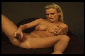 Denisa  Goes On The Sybian