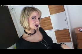 Nicole sexy MILF secretary needs cum in