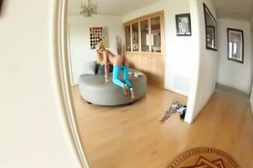 AWESOME POV Fuck With Blondie Slut! -L1390-