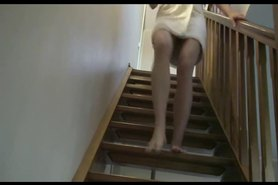 His Younger and Older Sisters Don't See The Hidden Cam