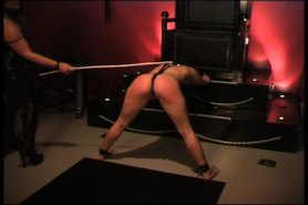 mistress educates her slave girl