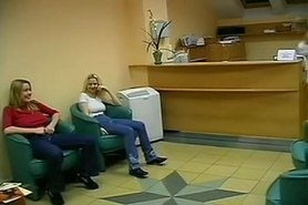 Katerina and Friend Visits the Doctor by snahbrandy