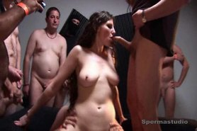 Gangbang with Sabrina Deep - Part 1