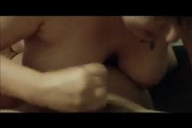 Creampie My wife with another man