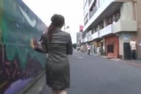 Lesbian carries out a severe mischief to a female student 5