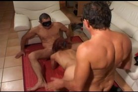 French amateur swingers