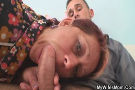 Cock hungry mature ets busted riding