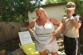 BBW Wonder Tracy Fucked