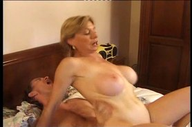 Mosaic: Japanese Fat Mature Lady Masterbeted view on tnaflix.com tube online.