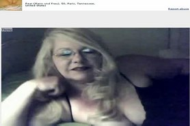 Mature Granny Webcam16
