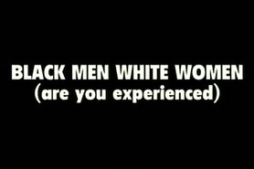 Black Men White Women